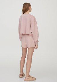PULL&BEAR - Sweatshirt - rose - 2
