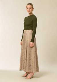 IVY & OAK - A-line skirt -  toffee - 0