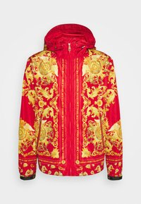 Versace Jeans Couture - PRINT BAROQUE - Summer jacket - red - 0