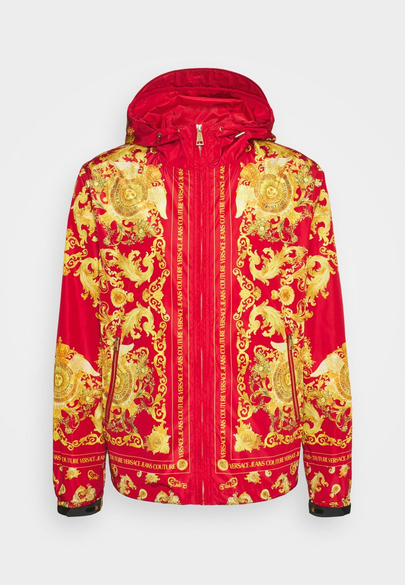 Versace Jeans Couture - PRINT BAROQUE - Summer jacket - red