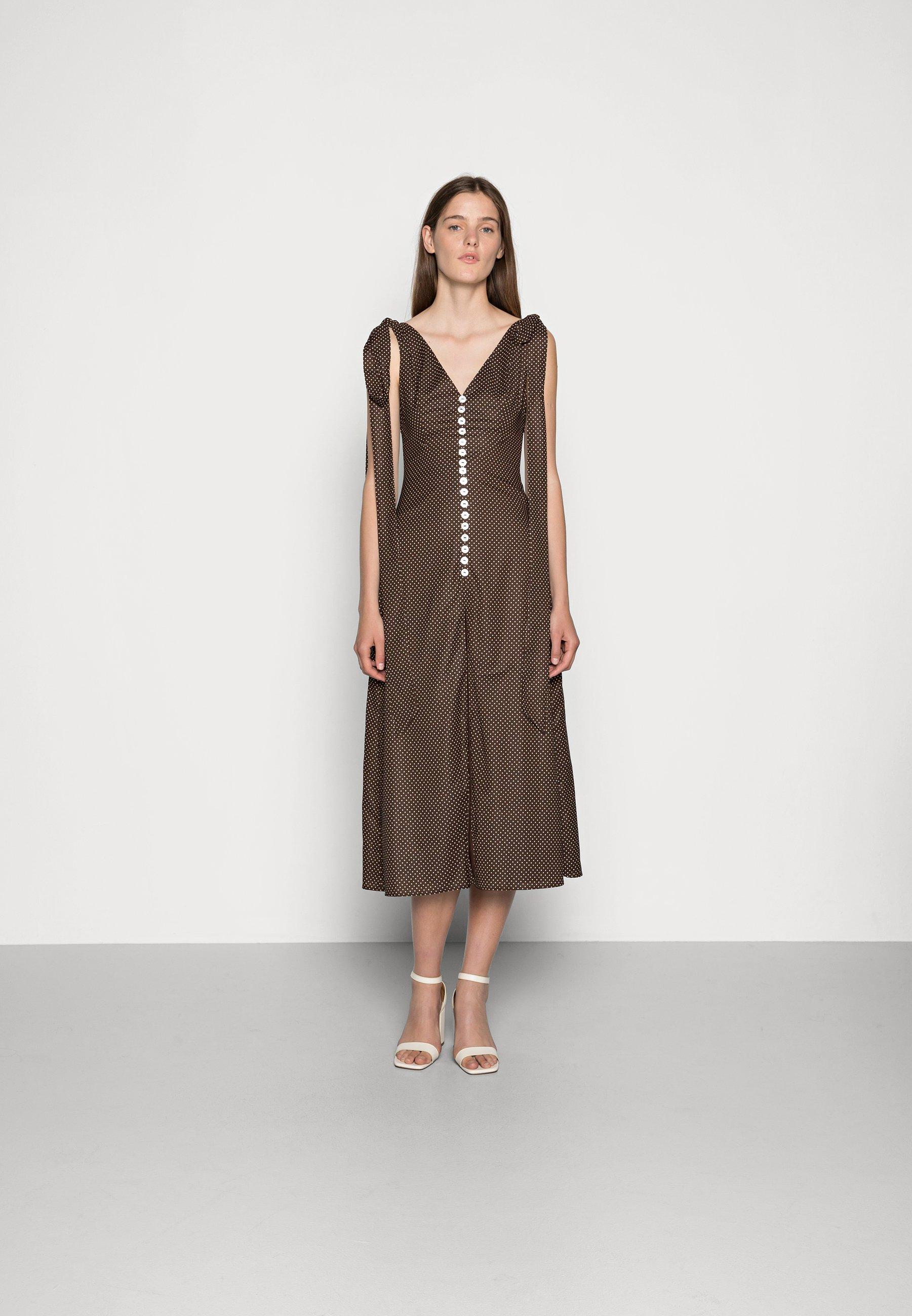 Women RESERVATION MIDI DRESS - Day dress
