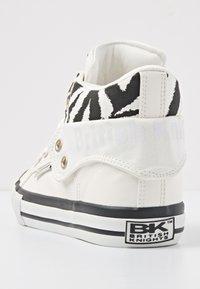 British Knights - ROCO - Trainers - white/zebra - 4