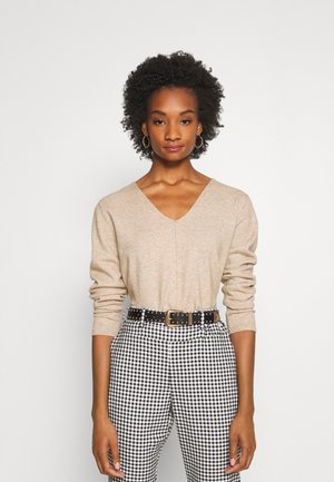 Jumper - oxford tan melange