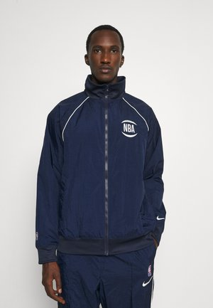 NBA TEAM 31 TRACKSUIT - Tracksuit - college navy/sail