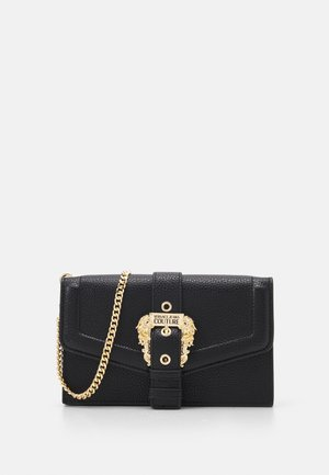 COUTURE CHAIN WALLET - Portfel - nero