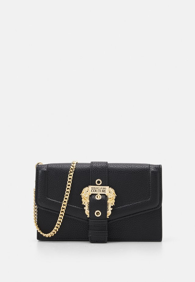 COUTURE CHAIN WALLET - Portefeuille - nero