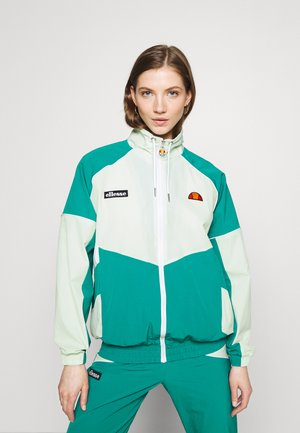 MALI TRACK - Training jacket - teal