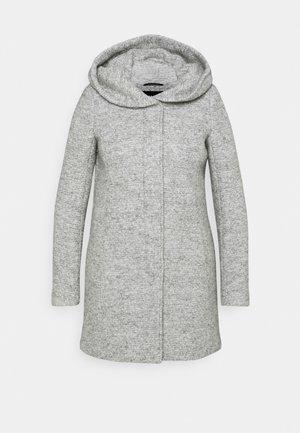 ONLSEDONA COAT - Short coat - mottled grey