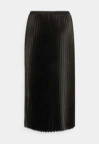 Opus - RURY - Pleated skirt - black - 7