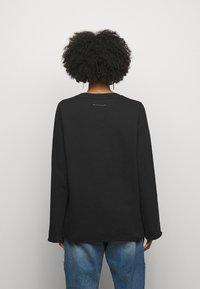 MM6 Maison Margiela - Sweatshirt - black - 2