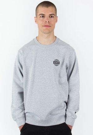 WORLD - Sweatshirt - heather