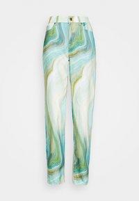 Jaded London - SLOUCHY BOYFRIEND   - Jeans relaxed fit - blue - 4