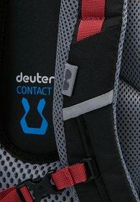 Deuter - STRIKE - Batoh - black lario - 7