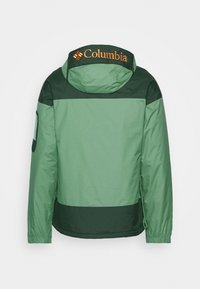 Columbia - CHALLENGER - Větrovka - thyme green/spruce - 1