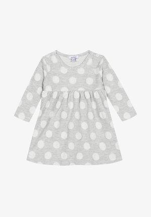 BOUTIQUE - Gebreide jurk - grey chine