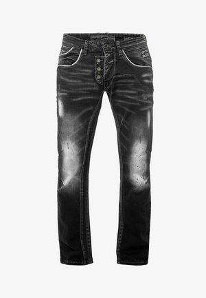 Straight leg jeans - anthrazit
