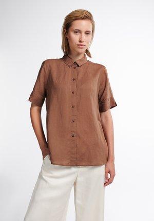 MODERN CLASSIC - Overhemdblouse - braun