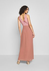 Lace & Beads - CADENCE WRAP MIX - Occasion wear - pink - 2
