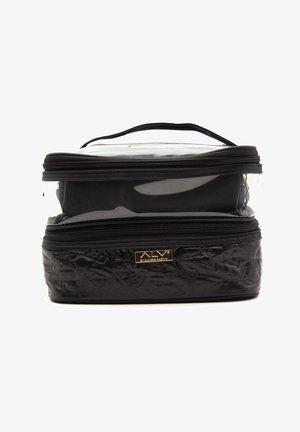 SET - Wash bag - nero