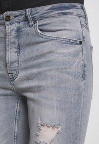 Gym King - Jeans Skinny Fit - light blue denim - 5