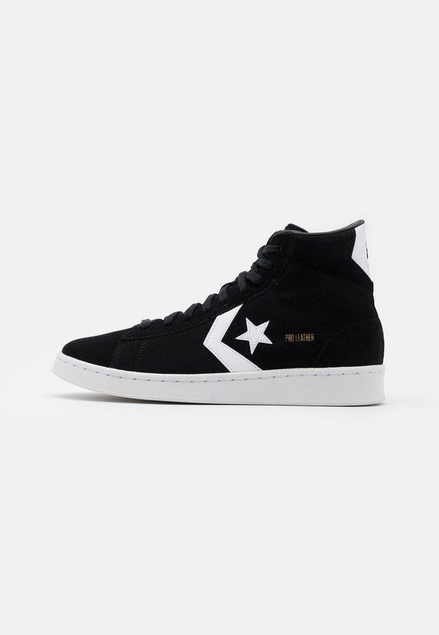 PRO UNISEX - Sneakers alte - black/white
