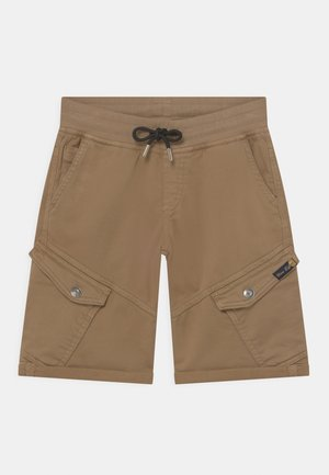 BOYS - Pantaloni cargo - schlamm reactive