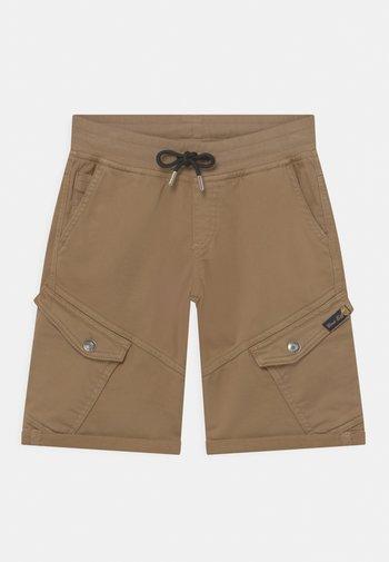 BOYS - Cargo trousers - schlamm reactive
