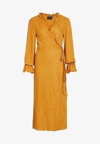 Object - Maxi dress - brown - 5