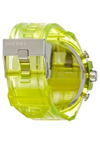 Diesel - MEGA CHIEF - Chronograph watch - yellow - 1