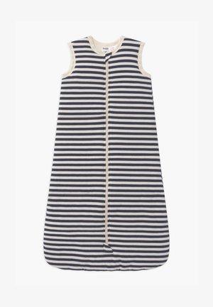 BUNDLER UNISEX - Baby's sleeping bag - navy blazer