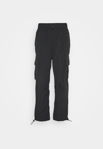 JUNO JOGGERS - Trousers - black