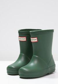 Hunter ORIGINAL - KIDS FIRST CLASSIC - Wellies - green - 2