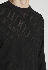 Versace Jeans Couture - Sweter - black - 4