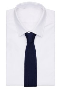 Twisted Tailor - JAGGER TIE - Krawat - navy - 1