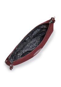 Kipling - EMELIA  - Across body bag - intense maroon - 3