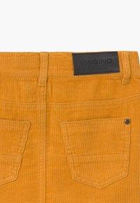 Vingino - QATRIES - Mini skirt - ochre yellow - 2