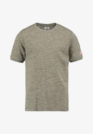 YARNESI - T-shirt basic - wash khaki