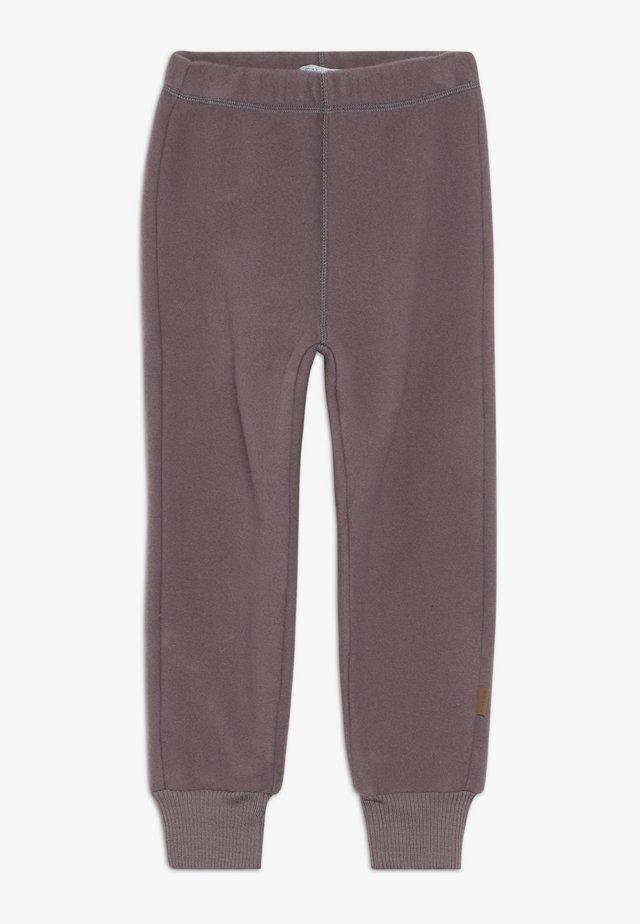 PANTS - Teplákové kalhoty - rose taupe