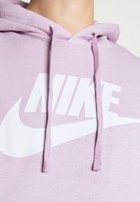 Nike Sportswear - CLUB HOODIE - Hoodie - iced lilac - 3