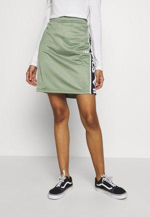 TARALA - A-line skirt - sea spray
