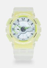G-SHOCK - SKELETON - Chronograph watch - transparent - 0