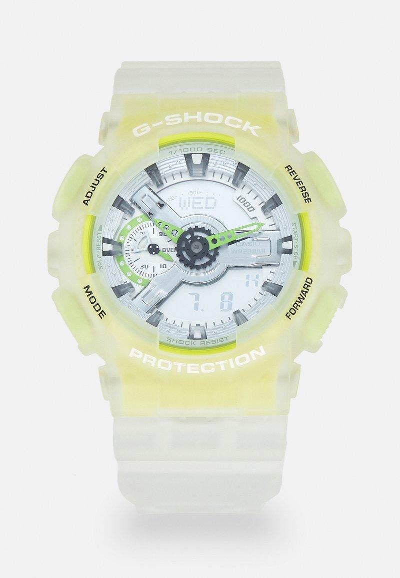G-SHOCK - SKELETON - Chronograph watch - transparent