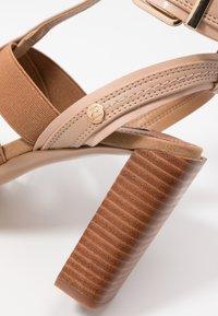 River Island - Sandaler med høye hæler - light pink - 2