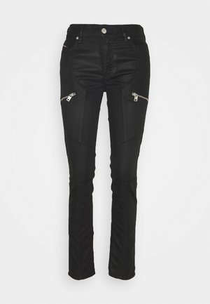 D-OLLIES-BK-SP1-NE - Jeans slim fit - black