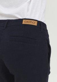 Oxmo - Chino - dress blues - 5