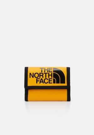 BASE CAMP WALLET - Plånbok - yellow/black