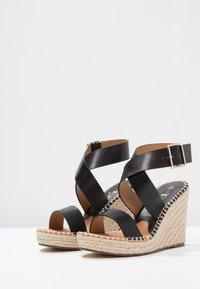 Divine Factory - Korolliset sandaalit - noir - 3