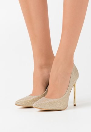 EDMA - High heels - gold