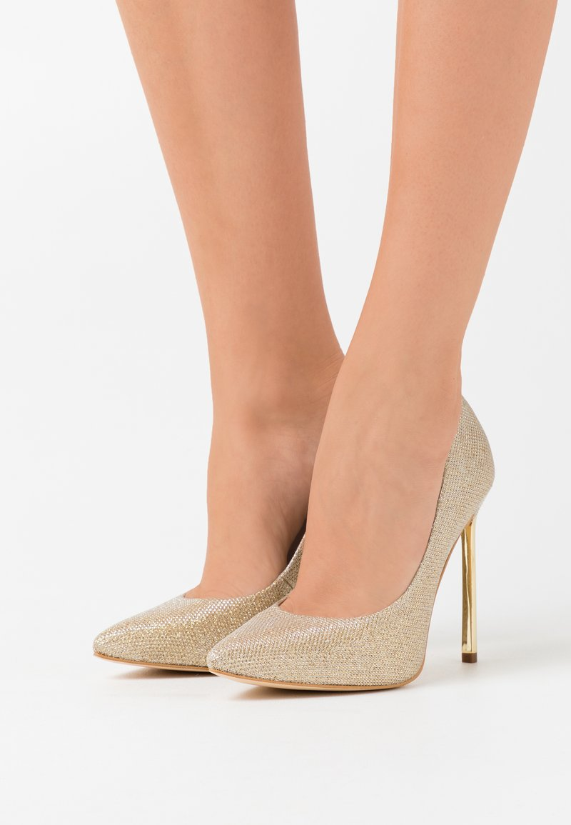 Guess - EDMA - Zapatos altos - gold