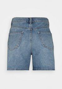 ONLY Petite - ONLPHINE LIFE - Shorts di jeans - light blue denim - 1